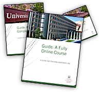 Guides and Resources for Online Courses