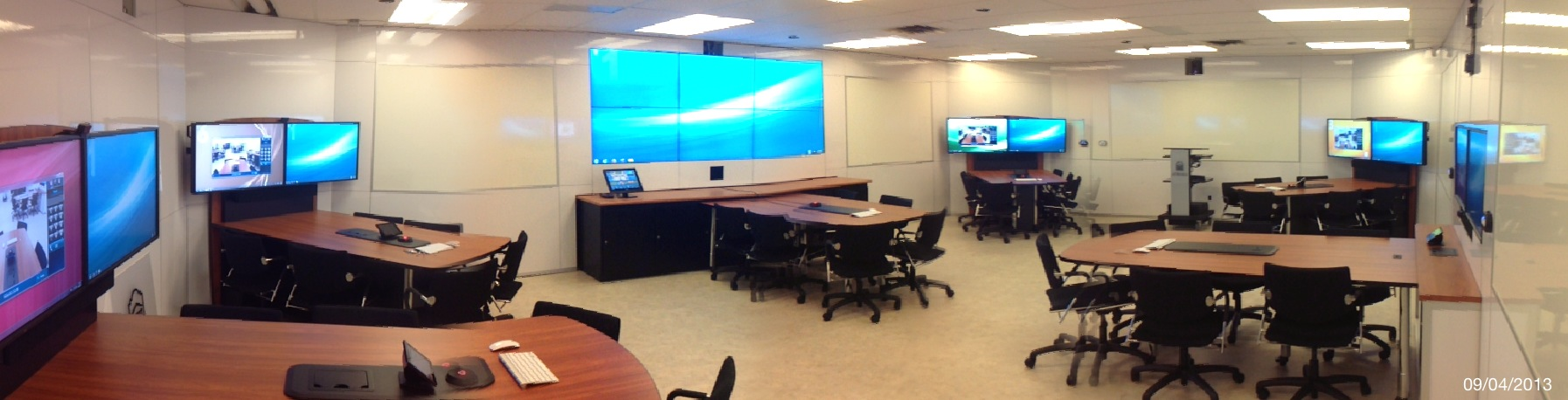 The Active Learning Room (LPR 286)